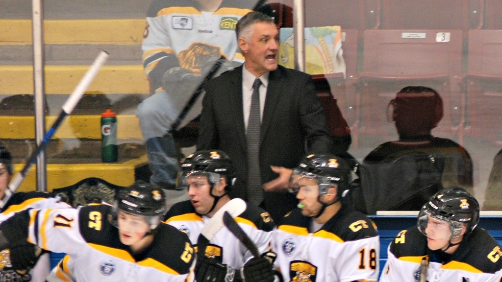 The Campbellton Tigers announced on Friday that head coach Greg Leland has left the team to join the Acadie-Bathurst Titan as an assistant coach.