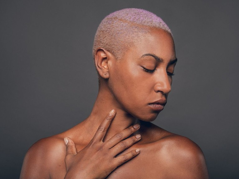 Singer Dominique Fils-Aimé goes beyond genres.