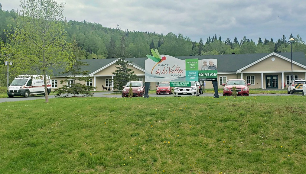 Both COVID-19 deaths in the province have occurred at the Manoir de la Vallée in Atholville, a fact that has spurred criticism from CUPE and the New Brunswick Nurses Union.