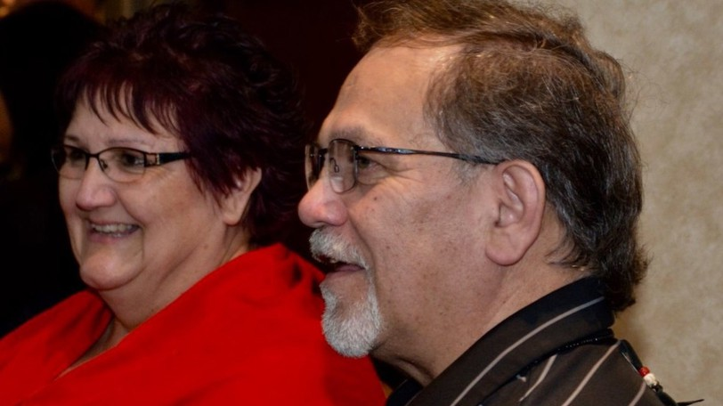 George Ginnish and Rebecca Knockwood, co-chairs of Mi'gmawe'l Tplu'taqnn Inc., lay out the importance of celebrating the National Day for Truth and Reconciliation.
