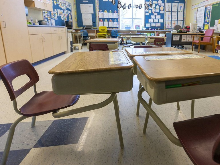 Anglophone West School District is sending 64 district leads back to the classroom this September to help shore up classrooms that meet pandemic restrictions.