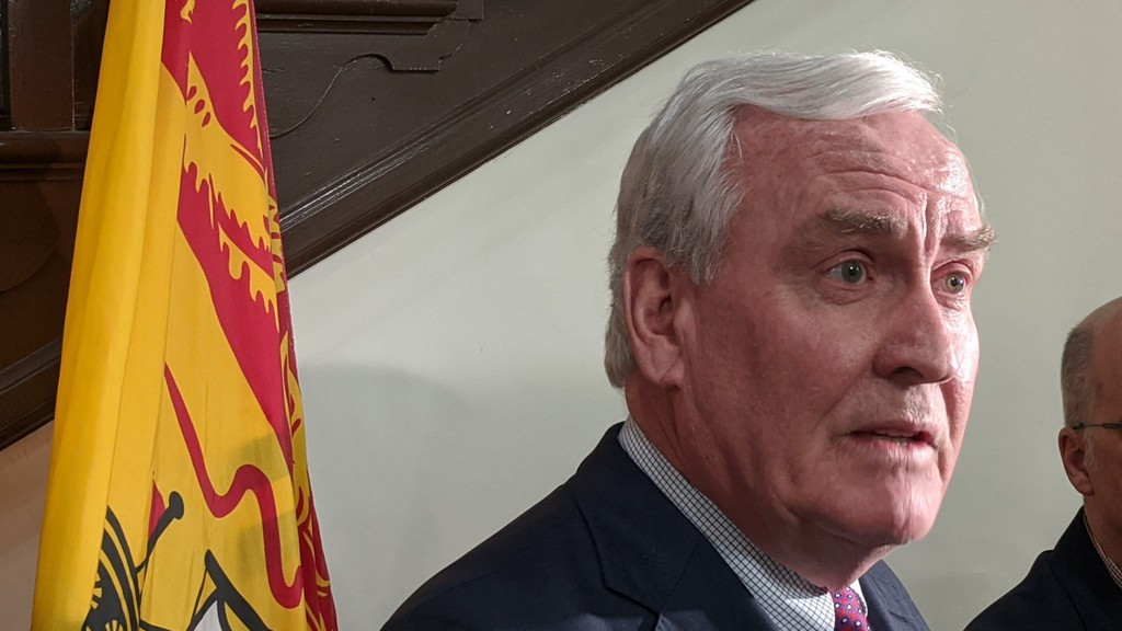 Liberal Leader Kevin Vickers: 'This is not the time for political gain, or political opportunism.'