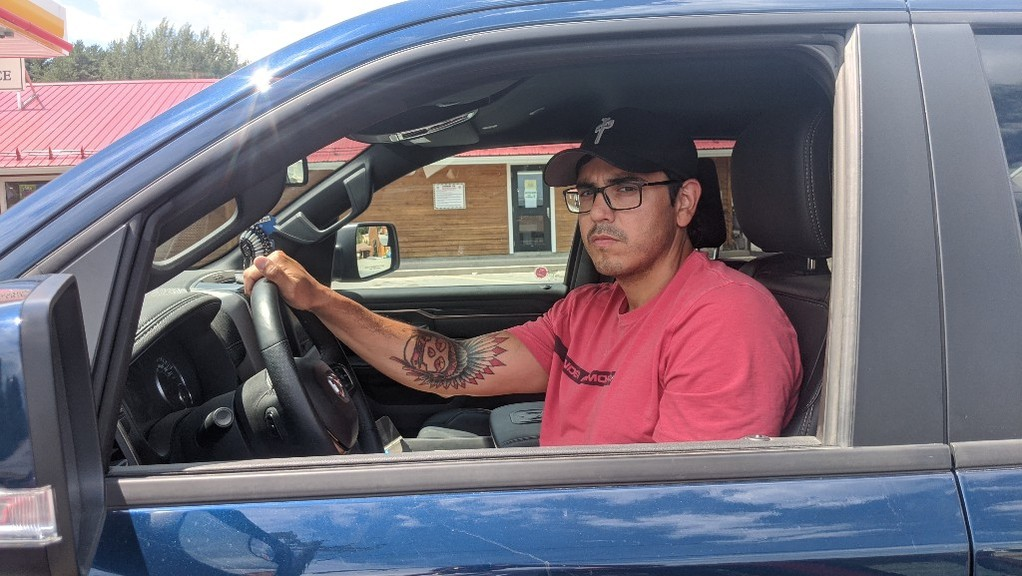 Bill Ward, elected chief of Metepenagiag Mi'kmaq Nation, said the community has proposed its own peacekeeping force following the police killing of Rodney Levi, 48.