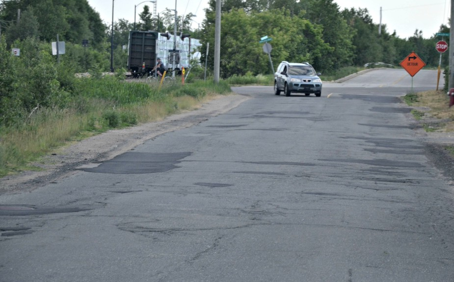 The City of Miramichi is accepting bids for a reconstruction of Railway Avenue, located in the former town of Newcastle.