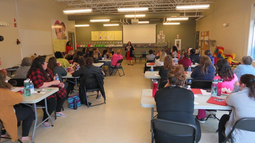 The Saint John regional francophone community association is working to ensure adequate recruitment of francophone educators in the Saint John region.