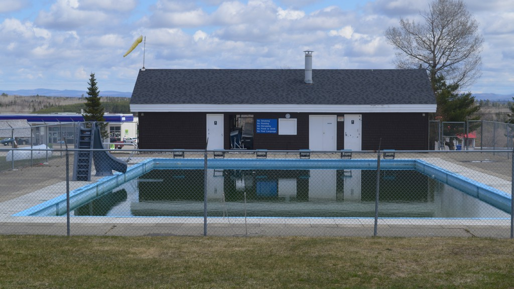 Dry weather and a lack of water has delayed the opening of the Plaster Rock swimming pool by at least a week. The recreation department has put together a plan for operating the pool safely this summer but says it will be a different experience to pre-pandemic seasons.