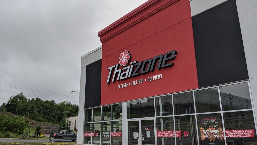 The Thaïzone location in Moncton has closed.