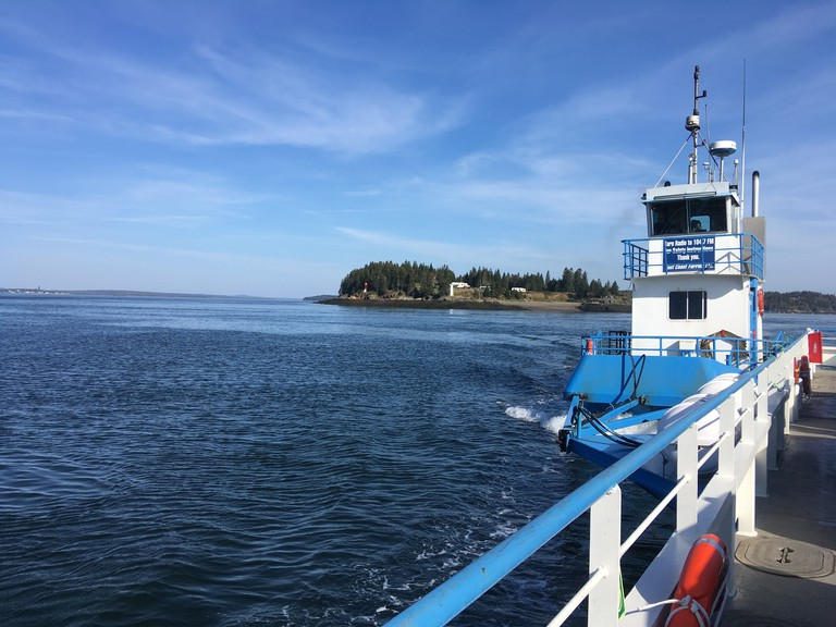 It was an early autumn day on the Bay of Fundy last year as Lane MacIntosh was thinking about John Peters Humphrey and Eleanor Roosevelt on the ferry that runs from Deer Island to Campobello.
