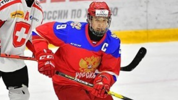 The Saint John Sea Dogs would love to convince gifted Russian forward Fyodor Svechkov to leave his homeland and play for the Quebec Major Junior Hockey League team.