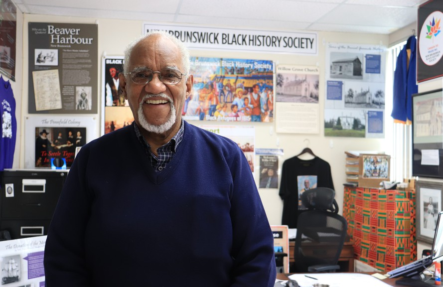 Ralph Thomas, the program co-ordinator at the New Brunswick Black History Society and the president of PRUDE Inc., has received a medal from Canada's Governor General Julie Payette.