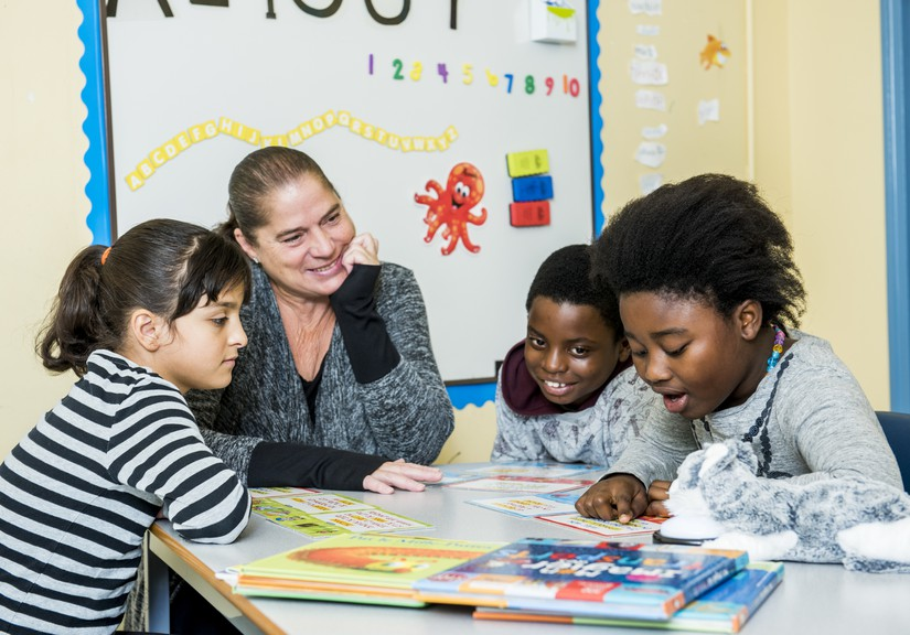 The 2020 report highlights the inclusive practices that New Brunswick teachers and staff have implemented, including a policy thatstates 'special needs students'must beincluded in 'mainstream classrooms.'