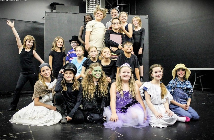 TNB's annual theatre summer school camps are underway and are scheduled to run until mid-August.