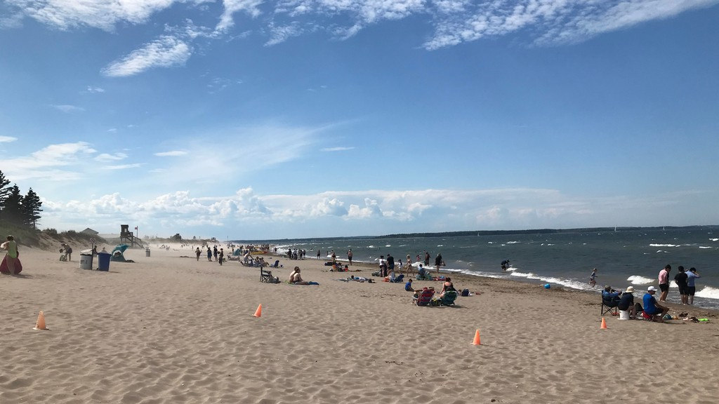 Parlee Beach in Pointe-du-Chêne. The province announced Friday that new initiatives are underway in the Shediac Bay watershed.