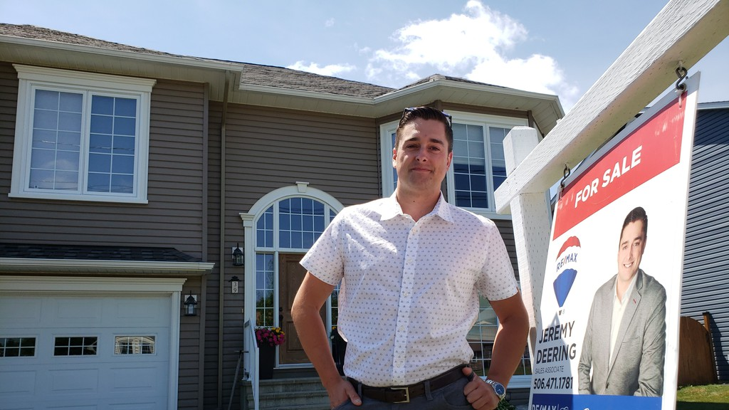 Jeremy Deering: 'I've been a realtor for over five years now, and I've been in the real estate business for over a decade, and I haven't seen anything like this.'