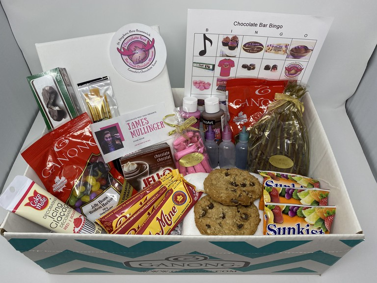 The Chocolate Fest in St. Stephen will be selling activity boxes to celebrate their chocolate heritage.