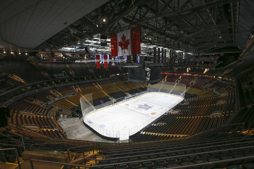 Toronto has been named one of the hub cities in the NHL's return to play plan.