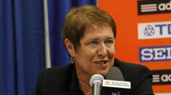 Nancy McKay served as chief operating officer of the 2010 IAAF World Junior Track and Field Championships in Moncton.