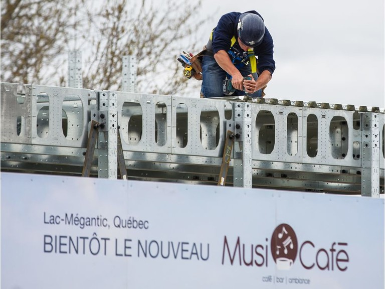 The rebuilding of the Musi-Café in Lac-Mégantic became a symbol of the town's determination to carry on after the 2013 tragedy. On Monday, residents will gather to inaugurate the Espace Mémoire, a public space at the venue's original site, in memory of those who died in the disaster.