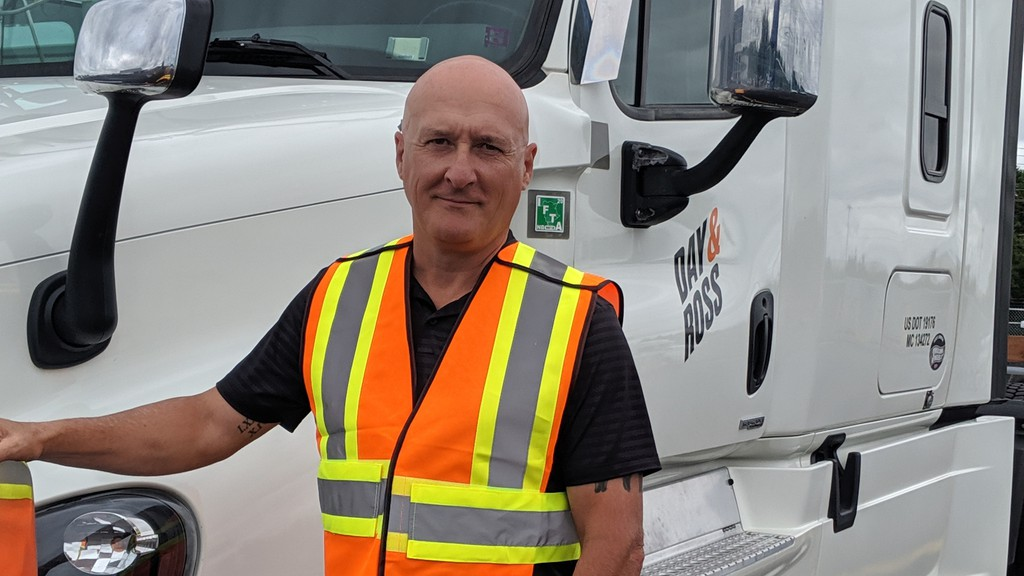 Jean-Marc Picard, the executive director of the Atlantic Provinces Trucking Association.