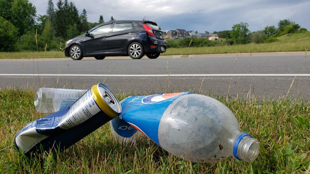Three out of 10 bottles and cans meant to return for deposit are simply thrown away in New Brunswick. It's a statistic out of whack with other regions, according to a new study.