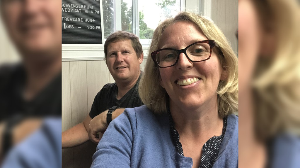 Colin Wynder and JennWynder, owners ofMiramichi Treehouse & Camping Adventures. Jenn Wynder said their season was saved by local tourists who are filling up their site after people from Quebec, Nova Scotia and Prince Edward Island cancelled earlier this year.