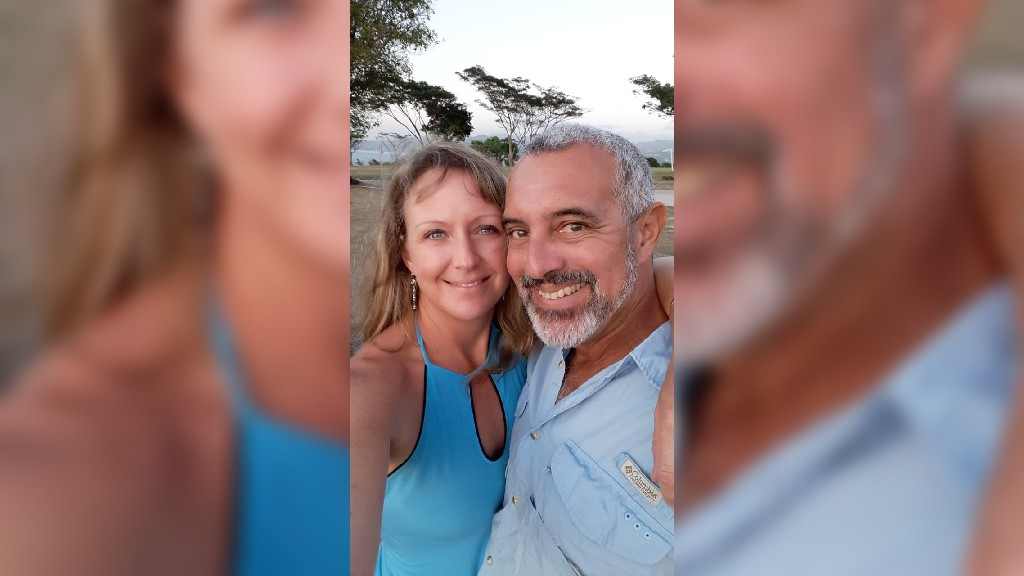 Carly Fleet and her fiancé Sean Bodden had planned on getting married on Grand Manan this summer. Now, because of border closures due to COVID-19, they are just hoping to be able to see each other again.