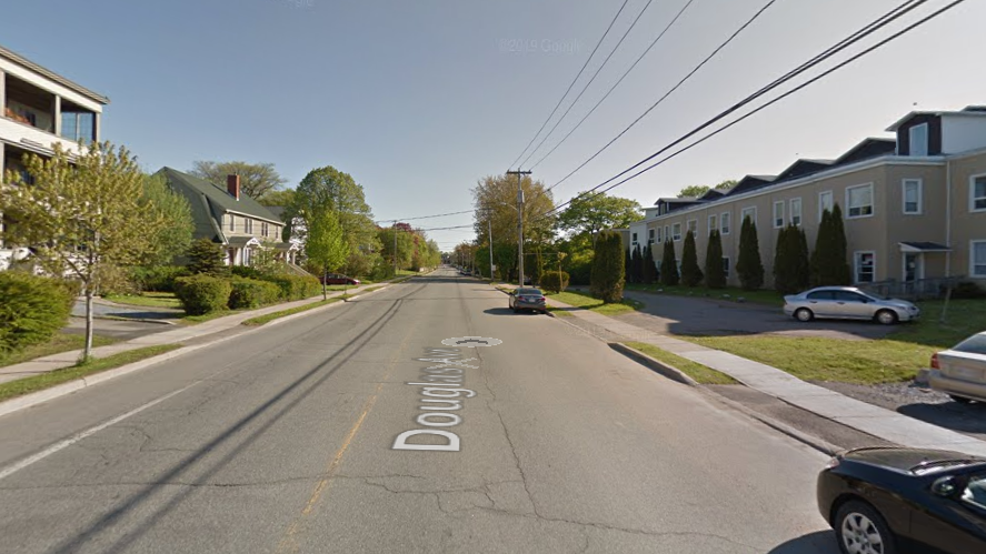 Douglas Avenue will have limited on-street parking on Thursday.