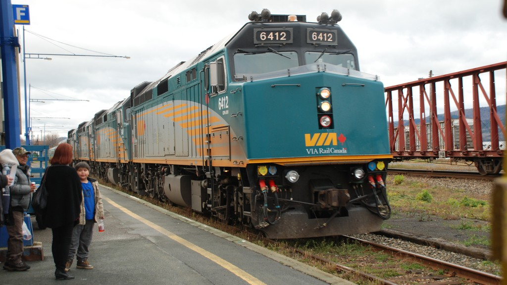 Via Rail told more than 1,000 employees on July 7 they were being laid off because of the COVID-19 pandemic until the service can be re-established.