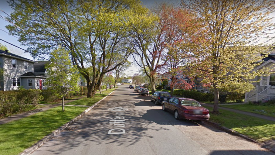 Dufferin Avenue will have no on-street parking on Friday.