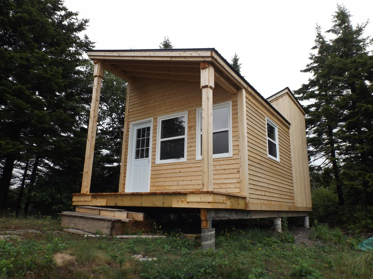 One of the new cabins at the Rockwood Park campground that will be available to campers in 2021.