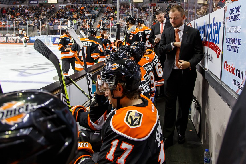Ben Boudreau, the head coach of the ECHL's Fort Wayne Komets, is happy to add defencemen Matt Murphy and Marcus McIvor to the lineup for the upcoming season.
