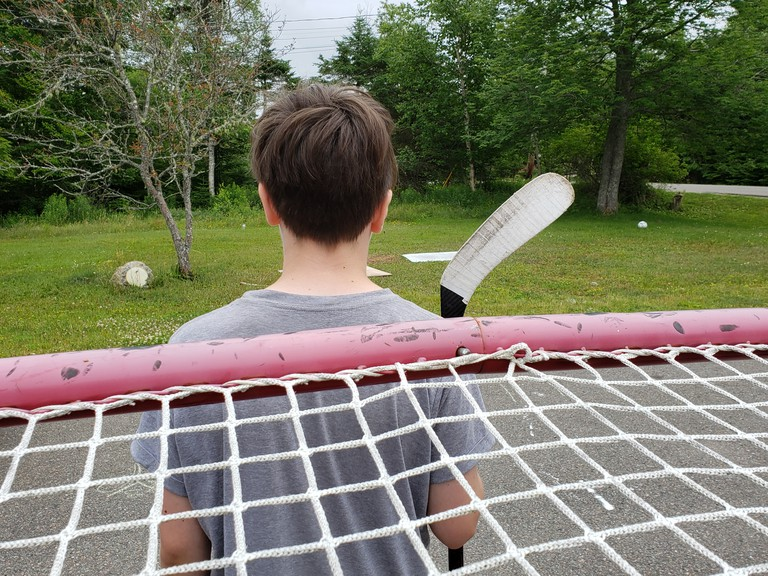 Charlie Gootjes, who identifies as transgender, has played on a boys' hockey team and a girls' soccer team for years. However, he says he was recently denied a stay in a boys' cabin at Caton's Island Camp this summer.