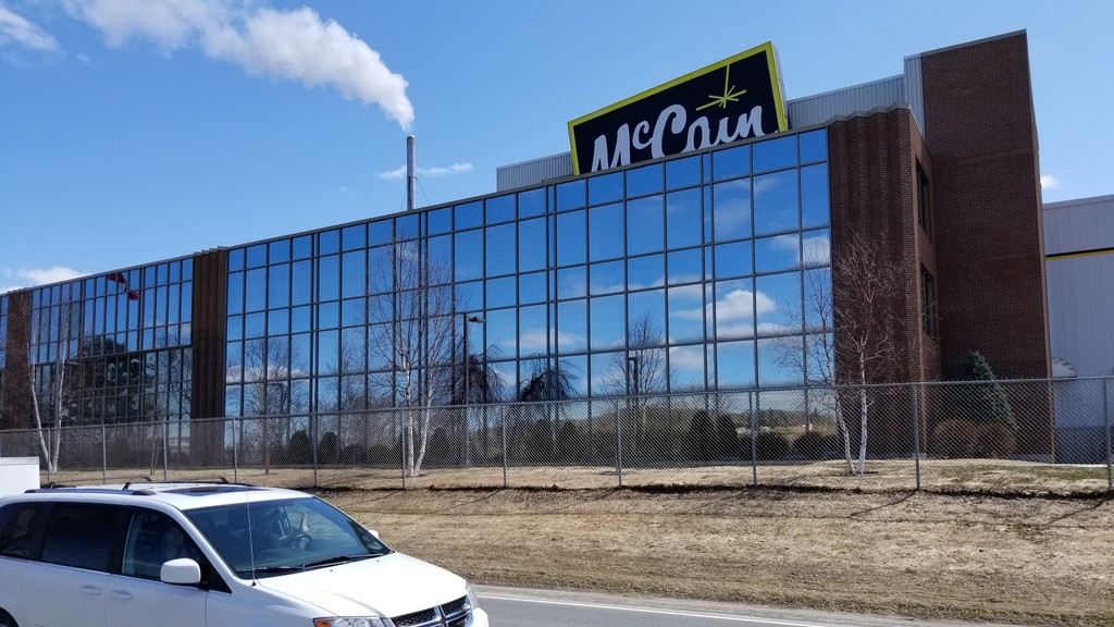 McCain is partnering with Sobeys to give free bags of fries and hash browns to people who come to the Moncton Coliseum on Monday and donate to the Food Depot Alimentaire. Guests can donate ahead of time online or stop by from 12-4 p.m.