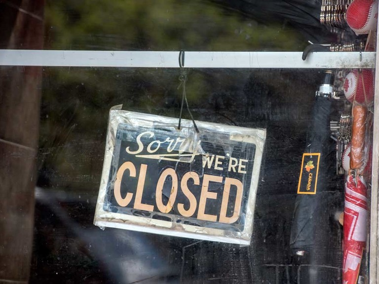 A recent report from the Canadian Federation of Independent Business suggests that over 20 per cent of New Brunswick's small and medium-sized businesses are at risk of closure due to the COVID-19 pandemic.