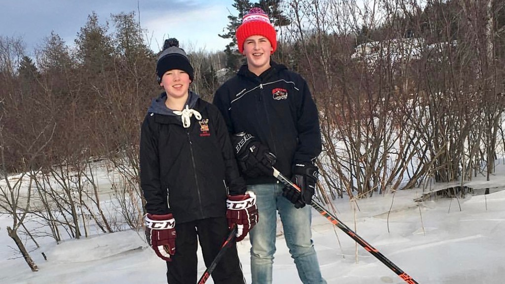 Carter Astlegrew up admiring his older cousin Avery Astle, who was one of four teens killed in a 2019 car crash in Miramichi. Now Carter is raising money for Avery's memorial scholarship.