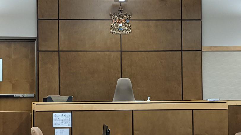 Moncton Law Courts.