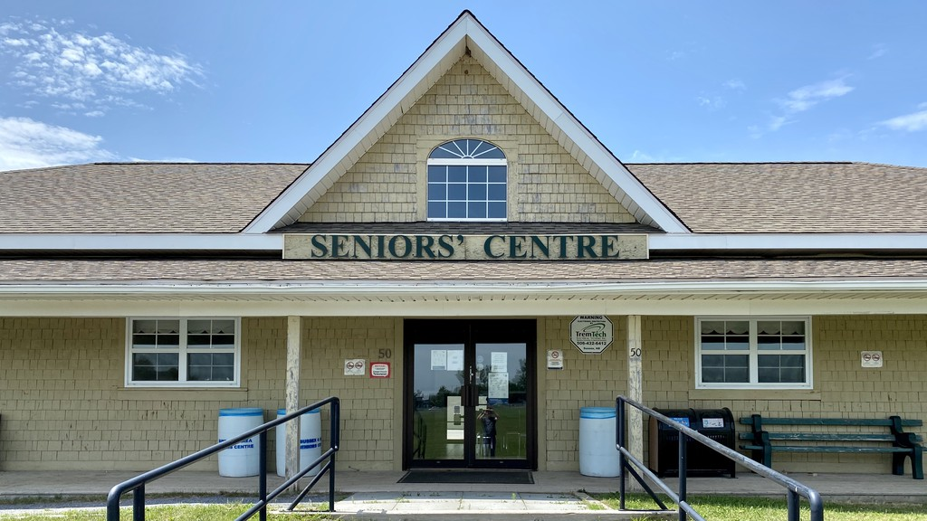 The Sussex and Area Seniors' Centre is seen in this July 20, 2020 photo. Tuesday night bingo is set to return to the centre on May 4, with doors opening at 5:30 p.m.