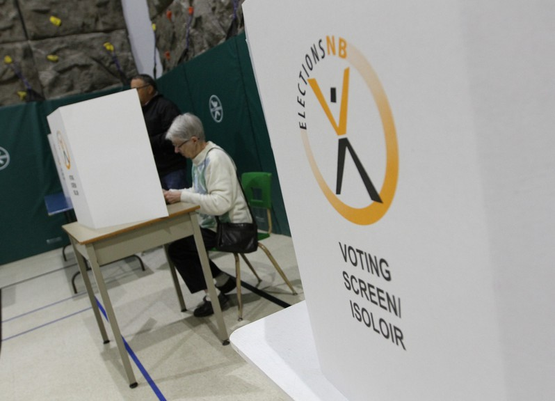 If New Brunswickers are called to the polls, there's questions about turnout. That has Elections NB looking at options.