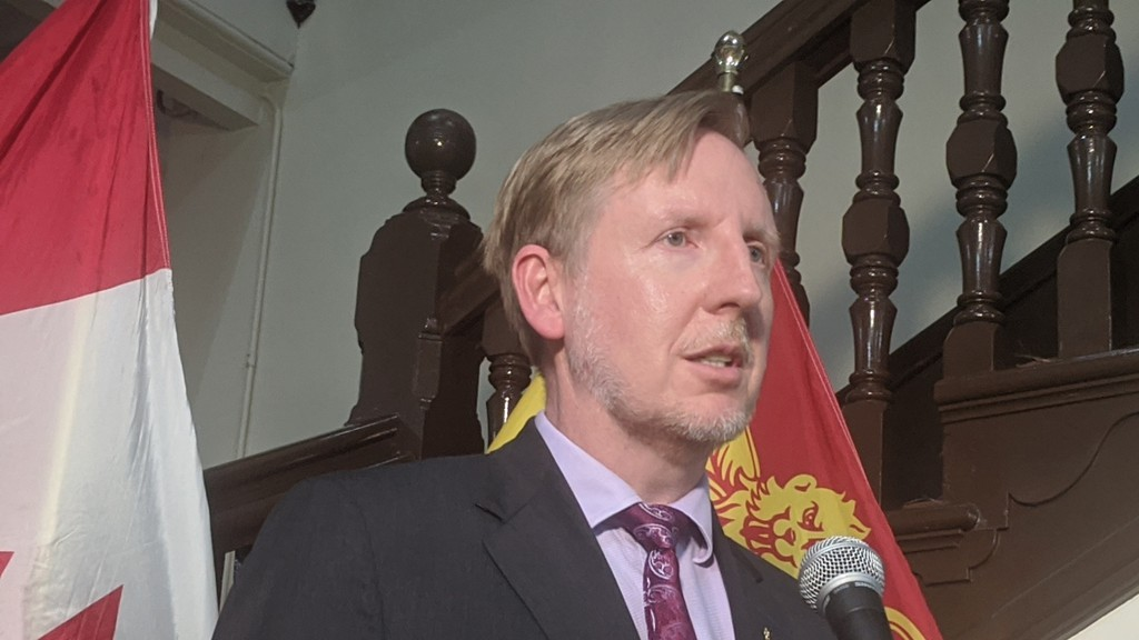 Education Minister Dominic Cardy