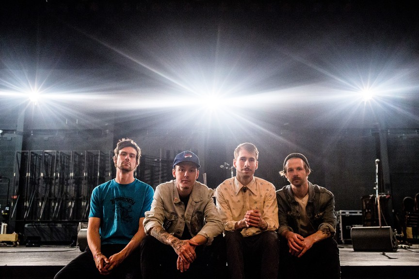 Jamie Comeau and the Crooked Teeth's show at the Imperial Theatre on Jan. 16 has been moved to May.