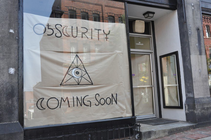 Obscurity is expected to open in September and provide customers with giftware and homeware they can't find anywhere else, say co-owners Pam Wheaton and Michelle Carson-Roy.