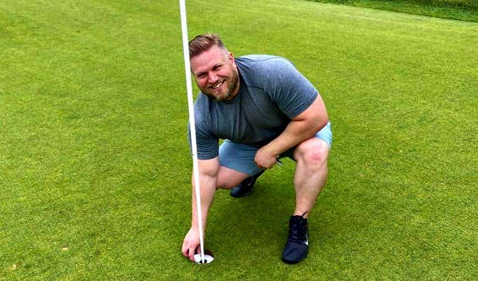 Ryan Parker had a hole-in-one on #4 on July 27.