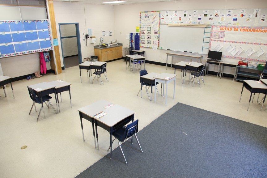 New Brunswick school superintendents say they feel confident they'll have a full complement of teachers by the time the first bell rings in September.