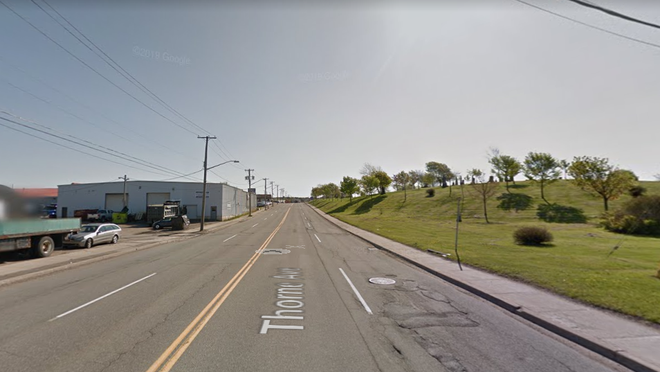 Thorne Avenue will see traffic interruptions on Friday.
