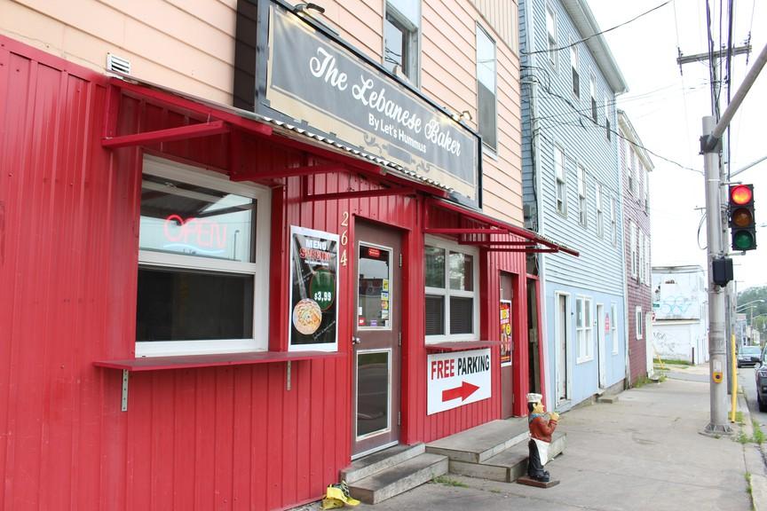 The Lebanese Baker opened three weeks ago at 264 Main St.