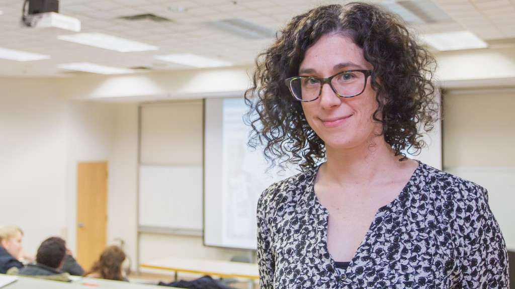 Kristi Allain, a sociology professor at St. Thomas University in Fredericton since 2014, has been named Canada Research Chair in physical culture and social life. Part of her research seeks to make sport more accessible to older people.