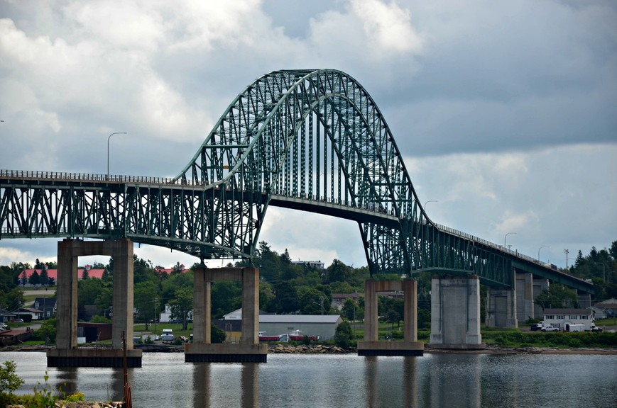 The provincial Department of Transportation and Infrastructure is seeking bids for a resurfacing project on the Centennial Bridge in Miramichi, two months after cancelling a tender for a major retrofit of the 53-year-old span due to the bids far exceeding the engineer's estimate.