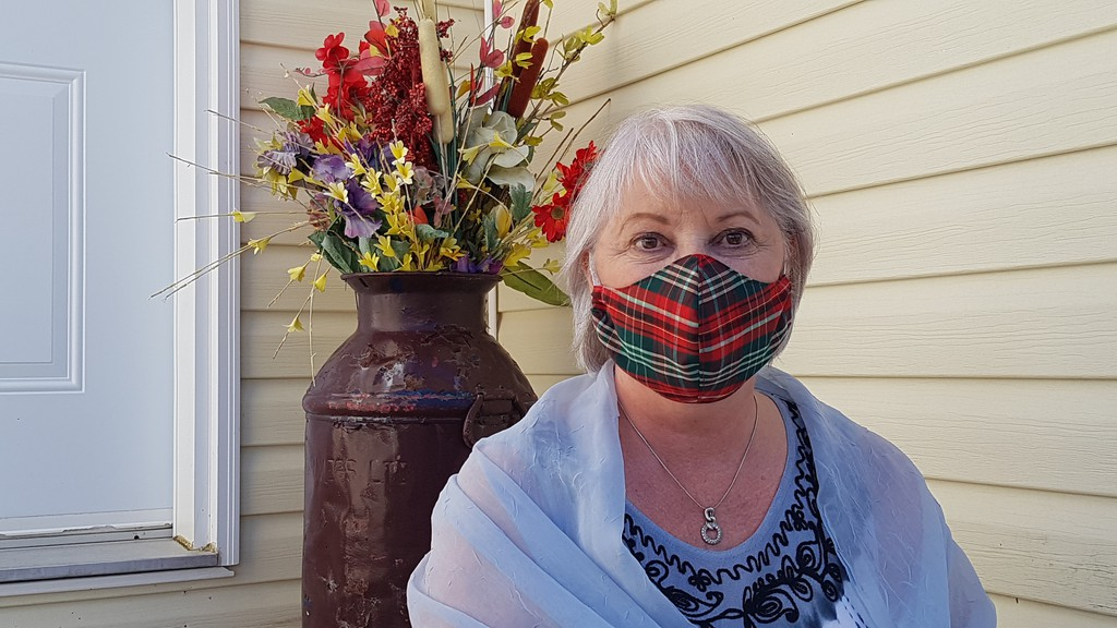 Barbara Walls with the New Brunswick Lung Association says the time for mandatory mask order hasn't come in the province yet, but any future spikes in COVID-19 cases could prompt that to change.