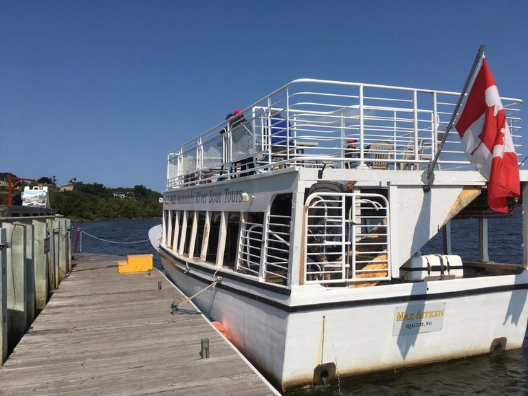 The Miramichi Boat Tours vessel Max Aitken will not be providing passenger tours of the Miramichi River this summer due to the COVID-19 pandemic.