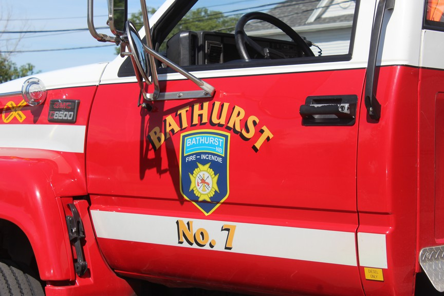 The Bathurst Fire Department responded to more than 300 calls in 2020.